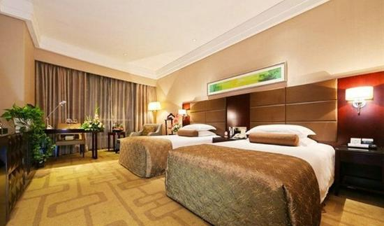 Yueqing, Cina: Administrative Twin Room
