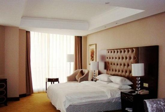 Tieling, Kina: Deluxe King Room