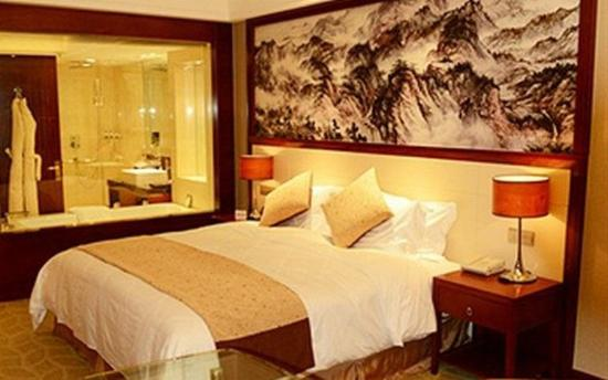 Qiqihar, Kina: Superior King Room