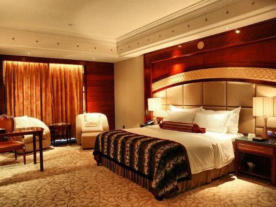Guanghan, Cina: Deluxe Suite