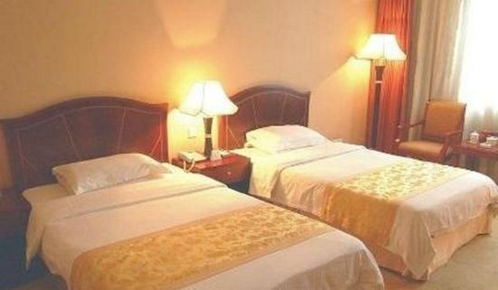Neijiang, China: Business Twin Room