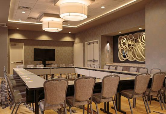 Lansdale, PA: Meeting Room - Hollow Square Setup