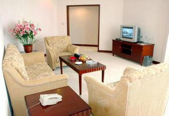 Huainan, China: Business Suite