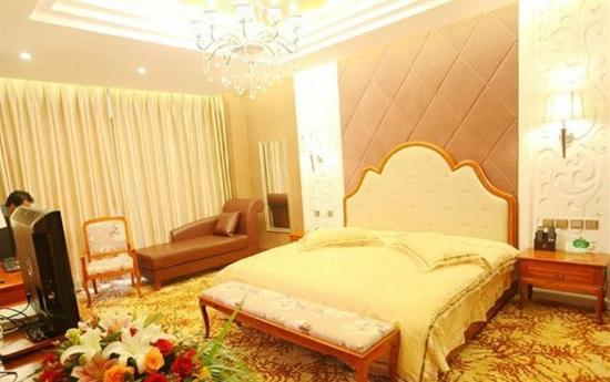 Zhaotong, Chiny: Business Suite