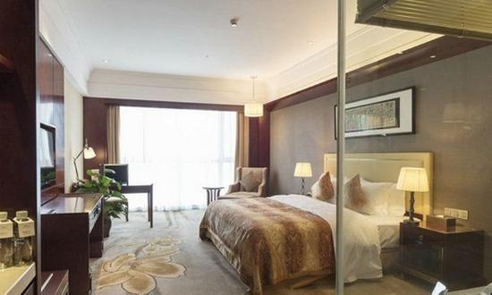 Liupanshui, Cina: Business Lakeview King Room