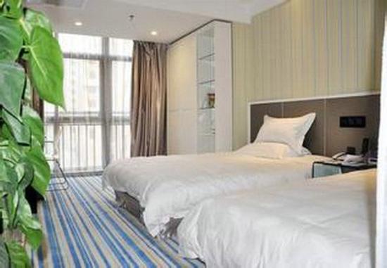 Puyang, الصين: Standard Twin Room