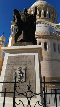 Alger, Argelia: Собор Африканской Богоматери