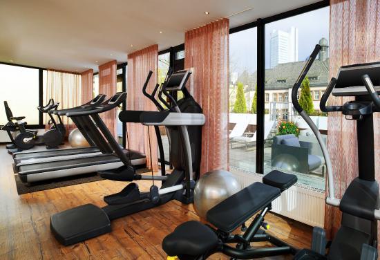 Le Meridien Frankfurt: Fitness Centre