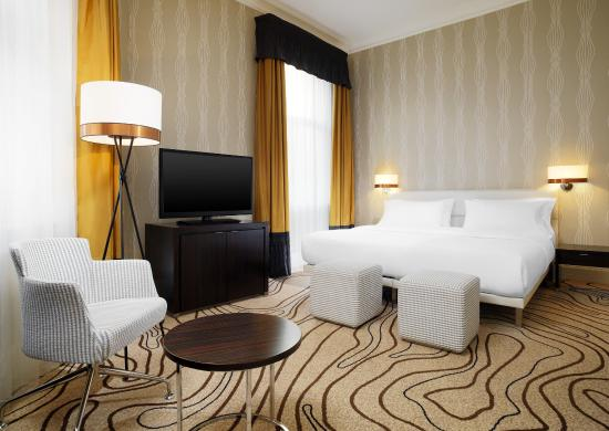 Le Meridien Parkhotel Frankfurt: Executive Room
