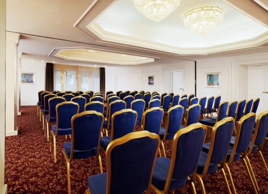 Le Meridien Parkhotel Frankfurt: Meeting Room Birmingham