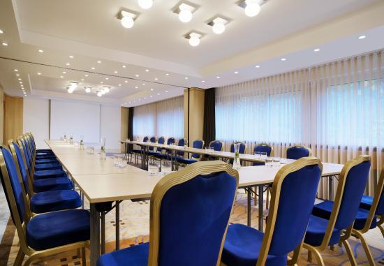 Le Meridien Frankfurt: Meeting Room Goethe 1 + 2