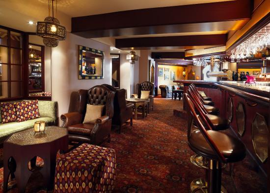 Le Meridien Parkhotel Frankfurt: Casablanca Bar