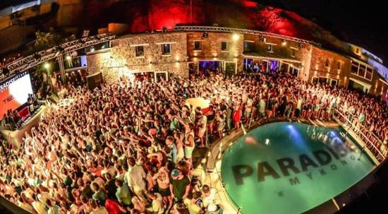 Paradise Club Mykonos Town 2018 All You Need To Know Before Go With Photos Tripadvisor