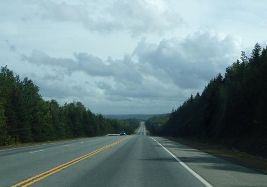 Cleveland, Canadá: Entspannte Anreise von Halifax bis Cape Breton