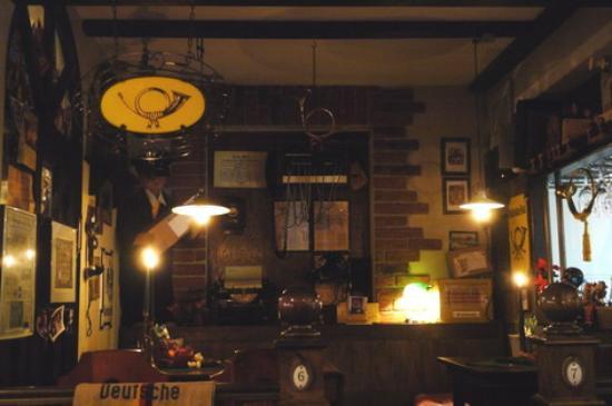 Oma Sein London Taxi - Bild Von Oma'S Küche, Ostseebad Binz
