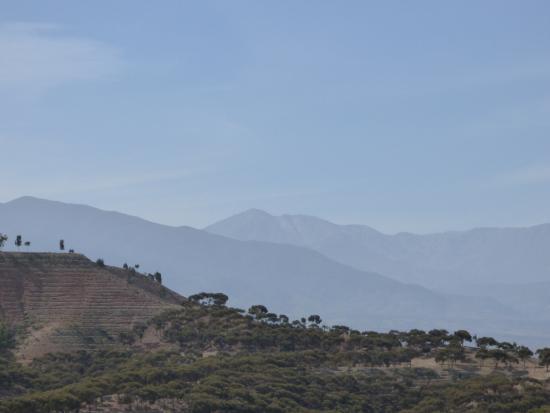 Regio Marrakech-Tensift-El Haouz, Marokko: vue sur le haut Atlas