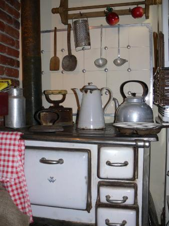 Oma´S Küchenherd - Bild Von Oma'S Küche, Ostseebad Binz - Tripadvisor