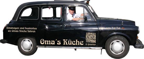 Omau0027s Kuche: Oma Sein London Taxi