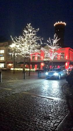 Kalmar, السويد: KALMAR  vintertid