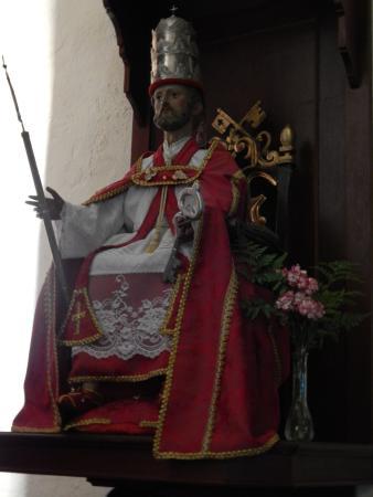 Santiago del Teide, إسبانيا: imagen de la iglesia de Santiago del Teide