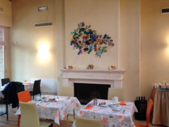 Masera di Padova, Italia: Colazione
