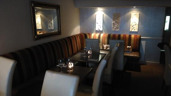 Hush Brasserie: Comfortable and intimate