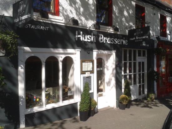Hush Brasserie: On New Street Malahide