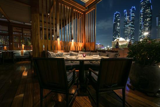 hakkasan abu dhabi restaurant reviews phone number photos tripadvisor. Black Bedroom Furniture Sets. Home Design Ideas