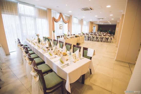 Hotel Küküllő: Restaurant