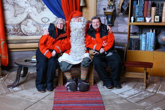 Santa Claus Office: RITORNARE BAMBINI