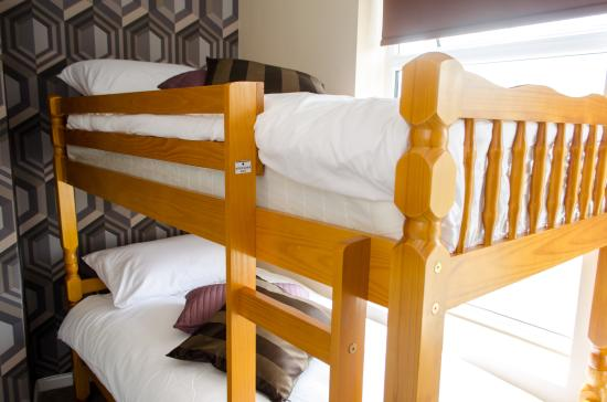 Salford, UK: Bedroom