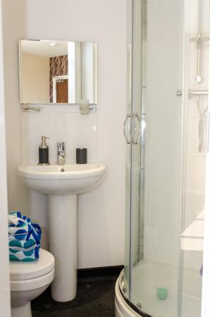Salford, UK: bathroom
