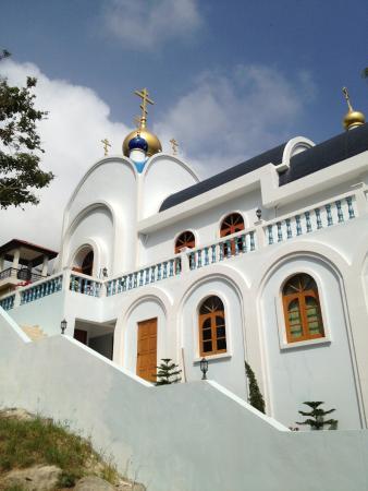 Maret, Thailand: Храм