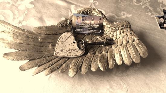 Museu dels Angels: Habitaciones de la época