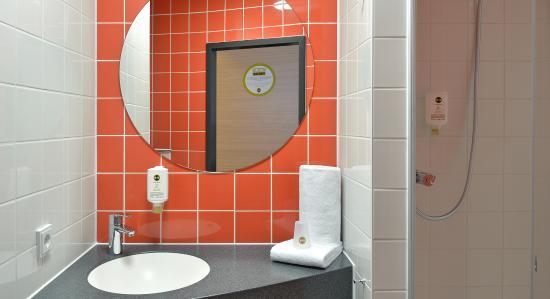 Weil am Rhein, Tyskland: Badezimmer