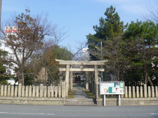Hachinomiya Temma Shrine