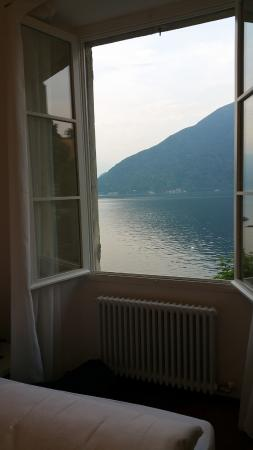 Lombardiet, Italien: view from our room in Casa Beroli B & B
