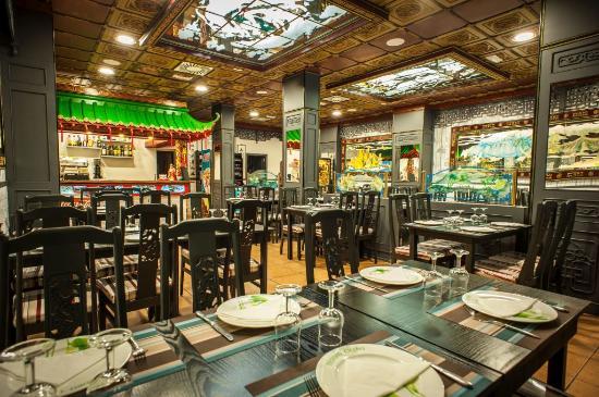 Restaurante Tesoro Chino Gravina