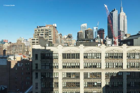 Hilton new york fashion district nowy jork zdj cie Hilton garden inn new york manhattan chelsea