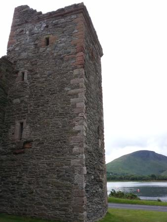 Lochranza castle (Isle of Arran)