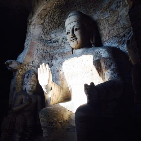 Датун, Китай: A miracle from the craftsmen's hands and the nature! A must see in China!
