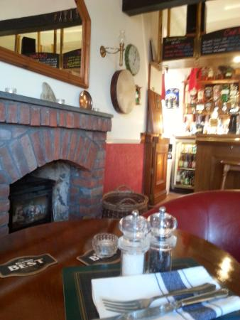 Blackwaterfoot, UK: Bar