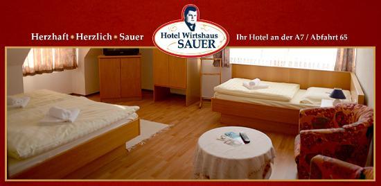 Bockenem, เยอรมนี: 3 Bett Zimmer