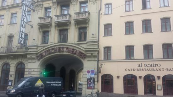 Hotel Deutsches Theater Stadtmitte: 20160205_084641_large.jpg