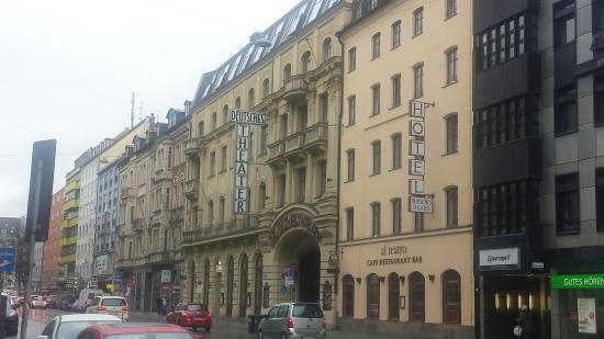 Hotel Deutsches Theater Stadtmitte