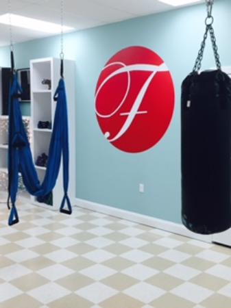 Sea Isle City, NJ: South Jersey's First Aerial Yoga Studio & Premier Boxing Studio