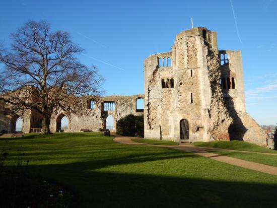 Newark-on-Trent, UK: Newark castle (free entry)