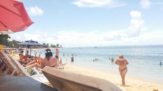 Santa Cruz Cabralia, BA: Paz e tranquilade numa das mais belas praias de porto seguro
