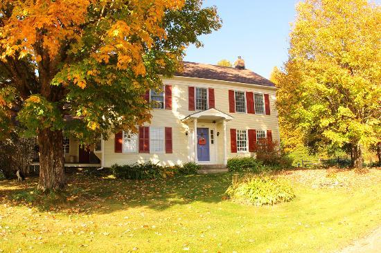 Roxbury, Вермонт: Johnnycake Flats Inn