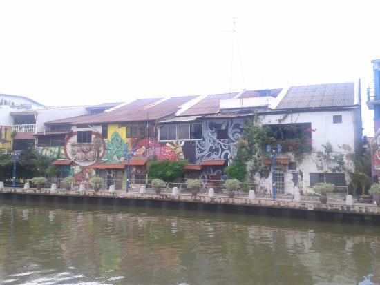 River view guest house desde el rio